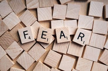 Fear: The #1 Thing Standing In Your Way Of True Happiness